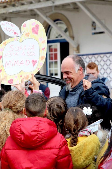 Comemorações do Dia dos Afetos em Vila Franca de Xira